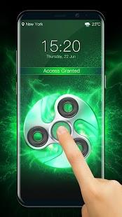 fingerprint high security locker prank - náhled