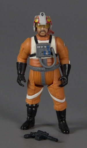 Action figure:Star Wars Power of the Jedi: Jek Porkins - X-Wing Pilot