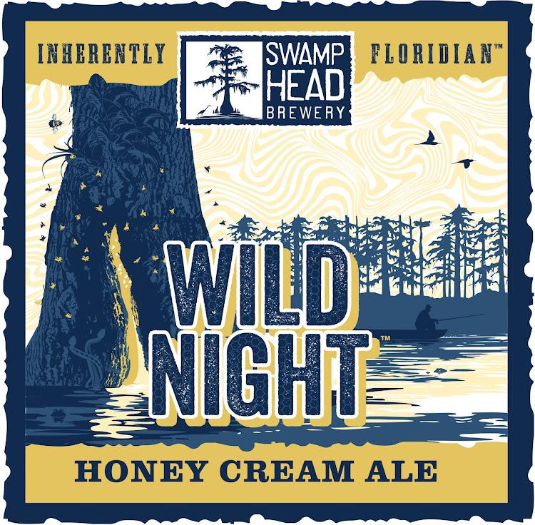 Logo of Swamp Head Wild Night
