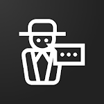 AT AnonymeChat - Chat with people anonymously Icon