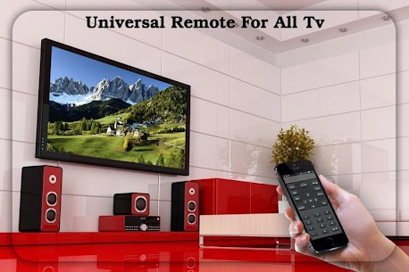 Remote for All TV: Universal Remote Control 3