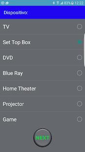 Remote Control for Sky/Directv - náhled