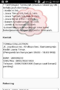 Supplier Ecer Grosir Pakaian screenshot 2