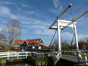 Photo: Off to the country -- Marken