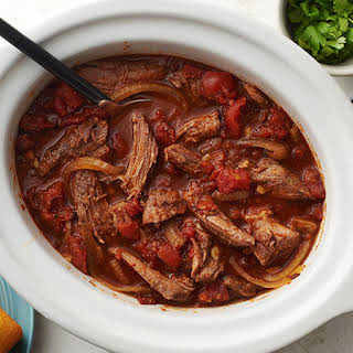 Slow-Cooker Texas Chili.
