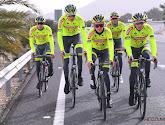 Milan Menten gaat resoluut voor de leiderstrui in Ronde van Kroatië