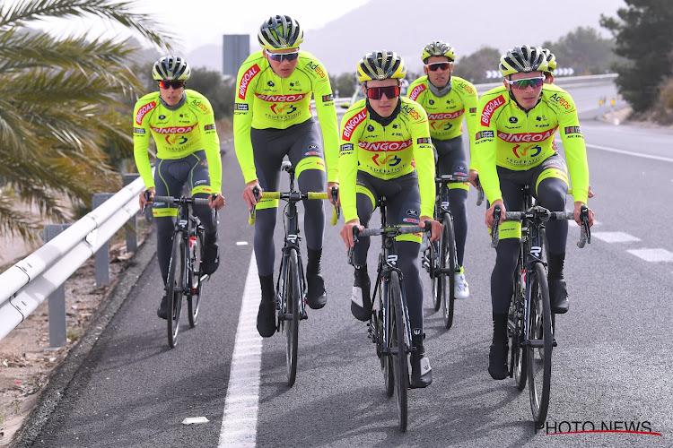 Jelle Vanendert leidt volledig Belgische ploeg in Vuelta a Burgos