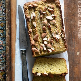 Avocado Almond Pound Cake