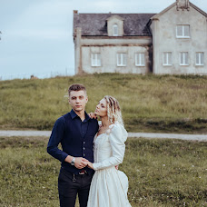 Wedding photographer Pavlyuk Aleksandra (Kasiawind). Photo of 16.09.2018