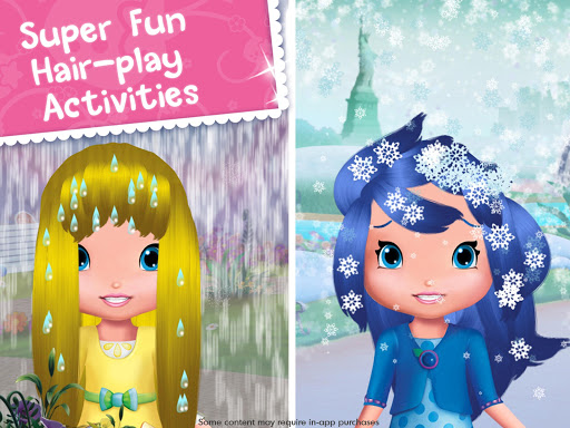 Strawberry Shortcake Holiday Hair 1.6 Screenshots 8
