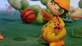 Artisten (Kinderzimmer)/Pondorondo will Korbball spielen