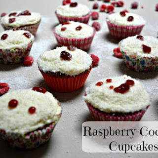 Raspberry Jam Cupcakes Recipes