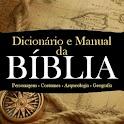Dicionário e Manual da Bíblia icon
