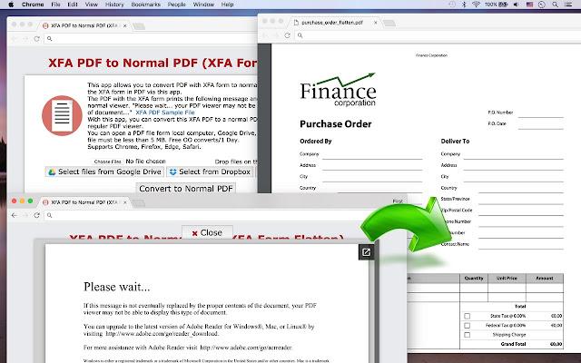 pdf xchange editor chrome plugin