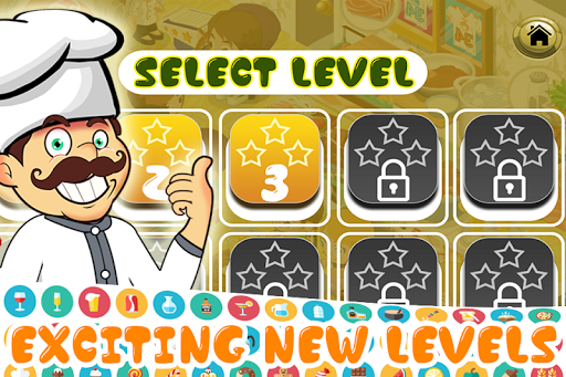 Crazy Cooking Chef - Cooking Kitchen Chef Game 1.0.2 screenshots 2
