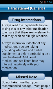 Drugs Dictionary Offline: FREE App Download For Android and iPhone 7