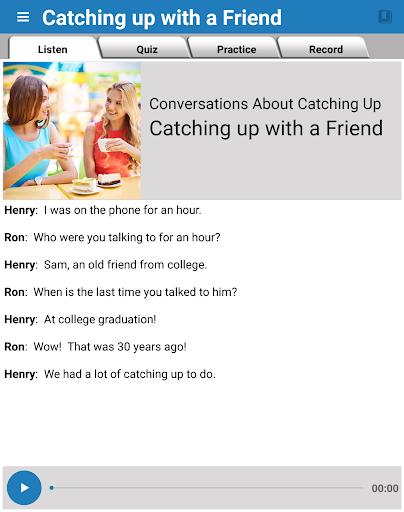 English Speaking Practice 1.1.6 Screenshots 11