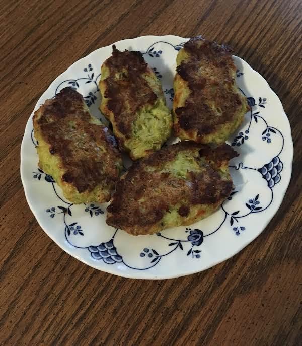 Baked Broccoli Cheese Sticks Recipe