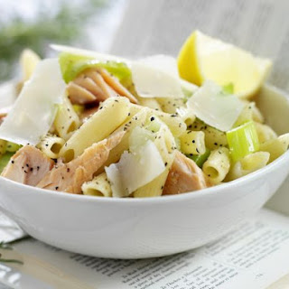 Pasta With Fish Fillet Recipes.