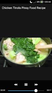 Download chicken tinolang manok pinoy food recipe video for pc download chicken tinolang manok pinoy food recipe video for pc windows and mac apk screenshot 1 forumfinder Image collections