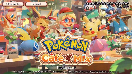Pokémon Café Mix [Mod] – Cửa hàng cafe pokemon