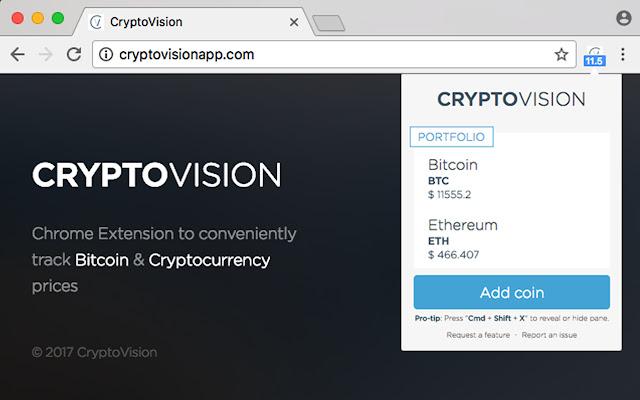 CryptoVision - Portfolio Tracker