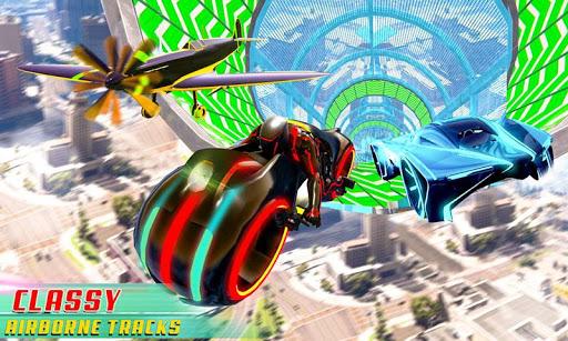 Mega Ramp Light Bike Stunts: New Bike Racing Games 2.0.0 screenshots 5