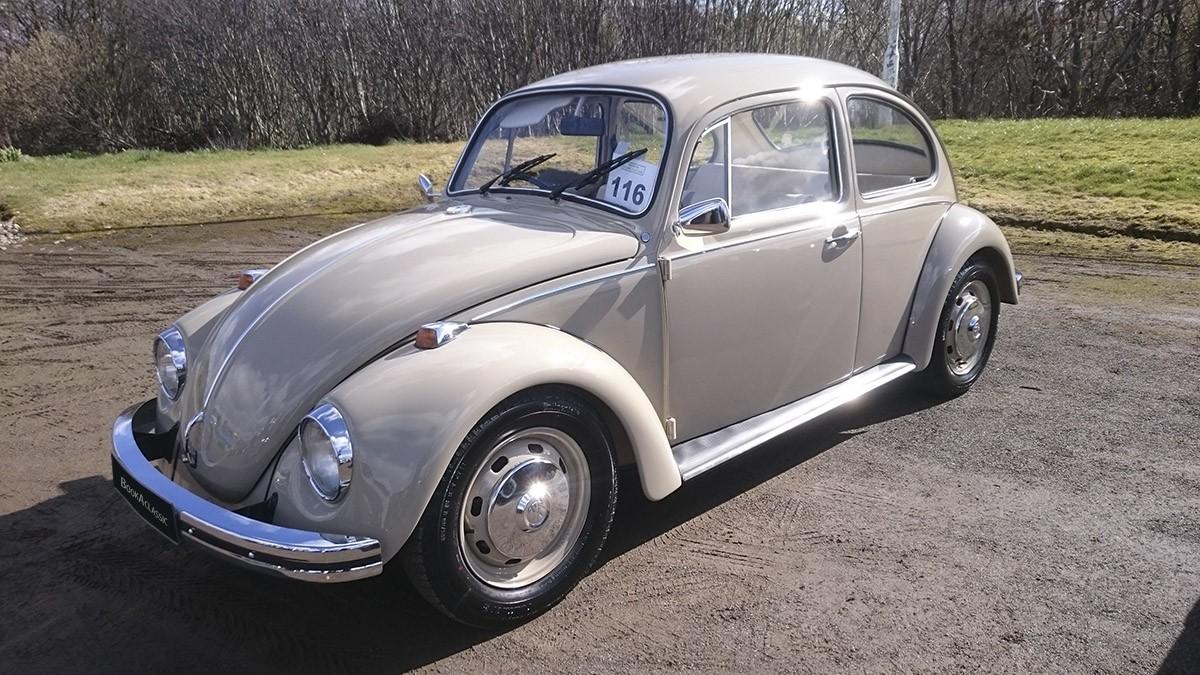 Volkswagen Beetle Hire Londonderry