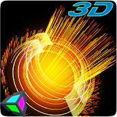 Abstract Gyro 3D  Live Wallpaper
