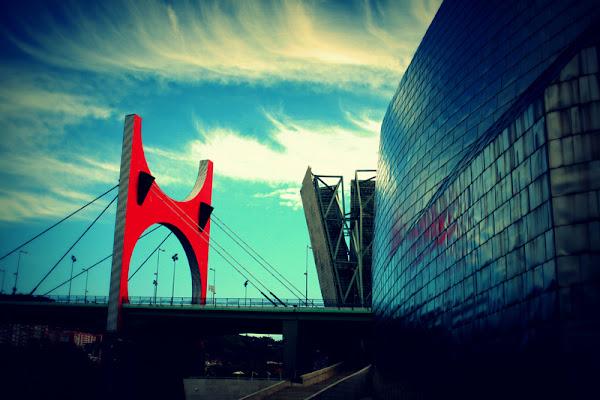Puente da La Salve, Bilbao di solestella