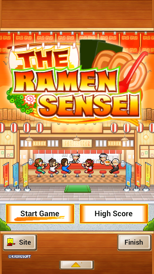 The Ramen Sensei- screenshot