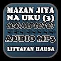 Mazan Jiya Na Uku (3) - Audio Mp3 icon
