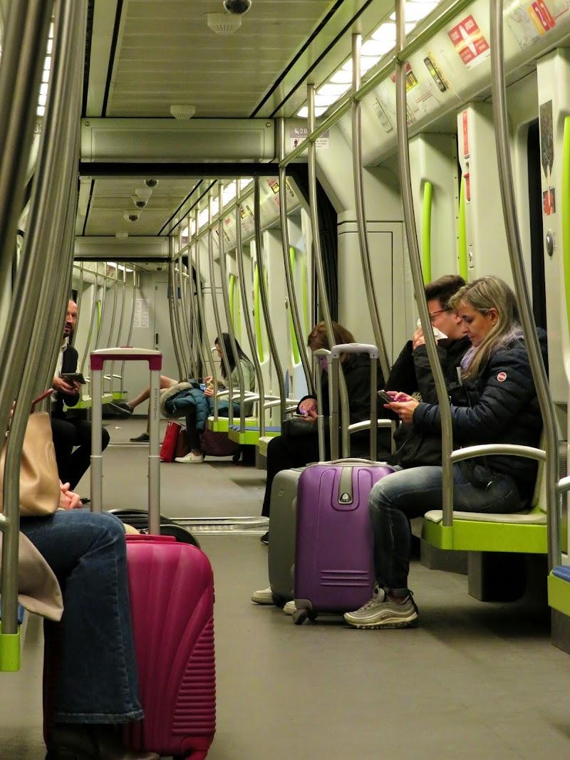 La metro di Giorgio Lucca