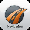 Navigation MapaMap Europe icon