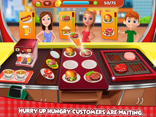 Food Truck Street Kitchen Cooking Games 1.3 DreamHackers 2