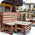 DIY Pallets and crates icon