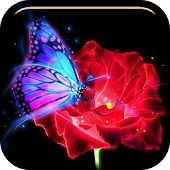 Magic Butterfly Live Wallpaper