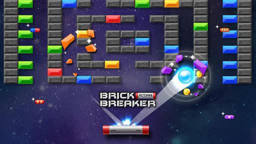 Brick Breaker Star: Space King apktram screenshots 17