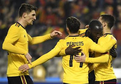 Classement FIFA : la Belgique de retour sur le podium mondial!