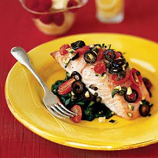 Mediterranean Salmon Recipes.