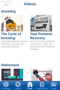 Blue Jay Financial Group- screenshot thumbnail
