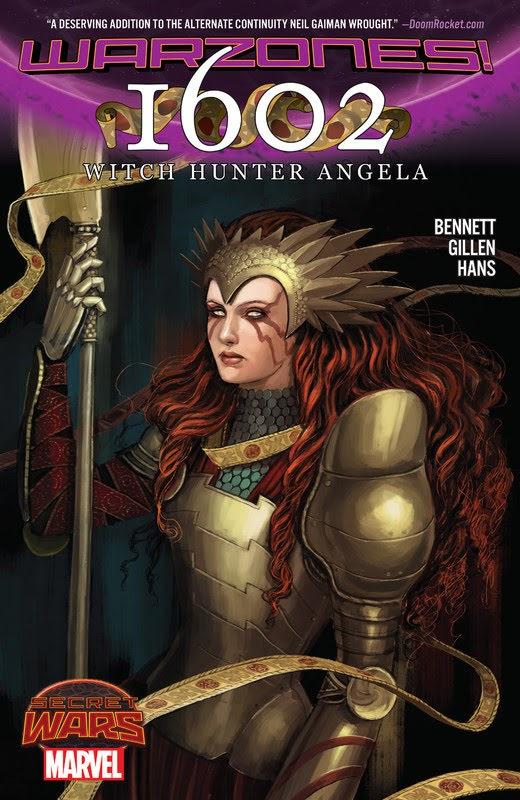 1602 Witch Hunter Angela: Warzones! (2016)