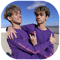 Wallpapers for Lucas and Marcus APK