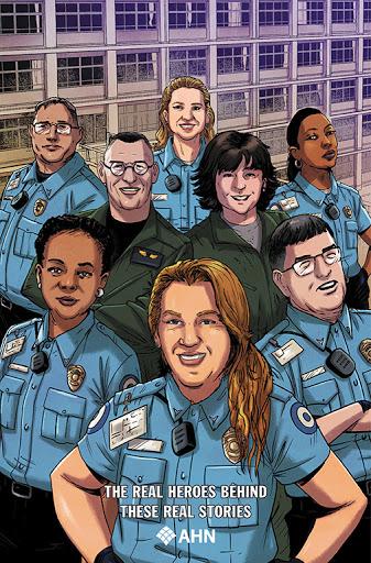 Comic books turn AHN healthcare workers into Marvel superheroes