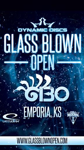 Glass Blown Open