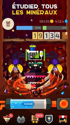 Drilla u2014 crafting game  captures d'u00e9cran 1