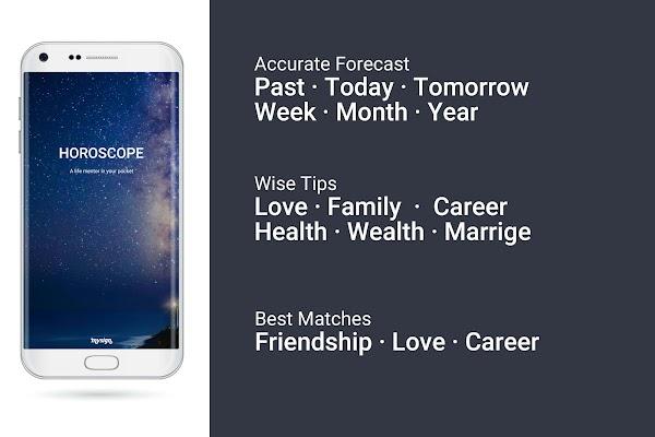 Horoscope - Zodiac Signs Free Daily Horoscope 2017 - screenshot