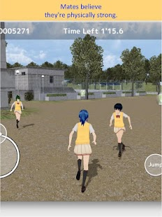 School Run Away- screenshot thumbnail