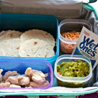 Lunch Box Tacos.