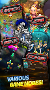 Dragon Heroes: Shooter RPG- screenshot thumbnail